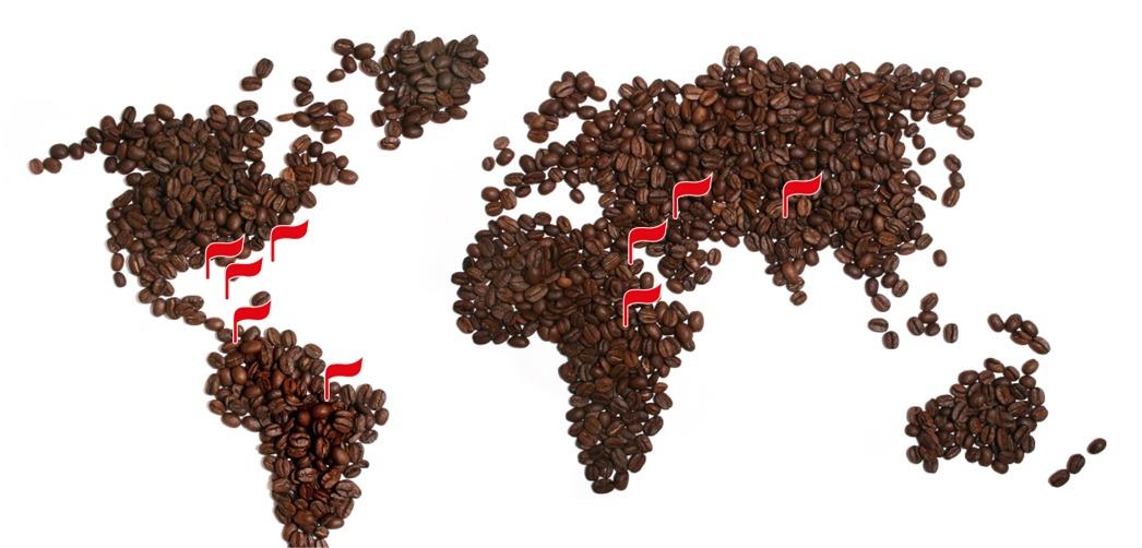 Caffè Malabar Bar Mappa Caffè