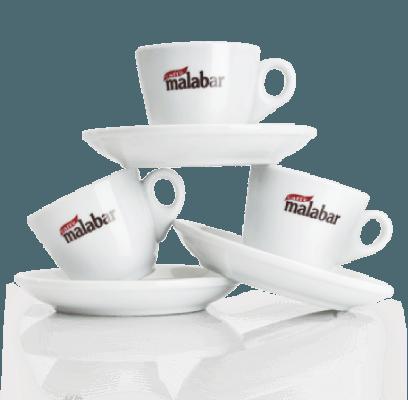 Caffè Malabar Tazzine Caffè Personalizzate