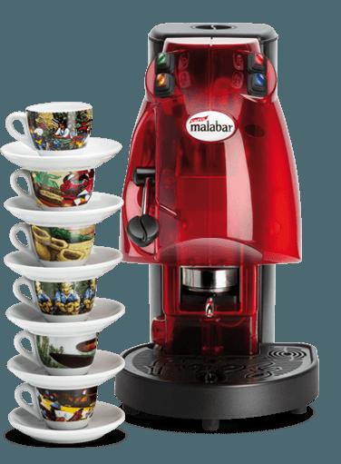 Caffè Malabar Macchinette Caffè Capsule Compatibili Tazzine Caffè