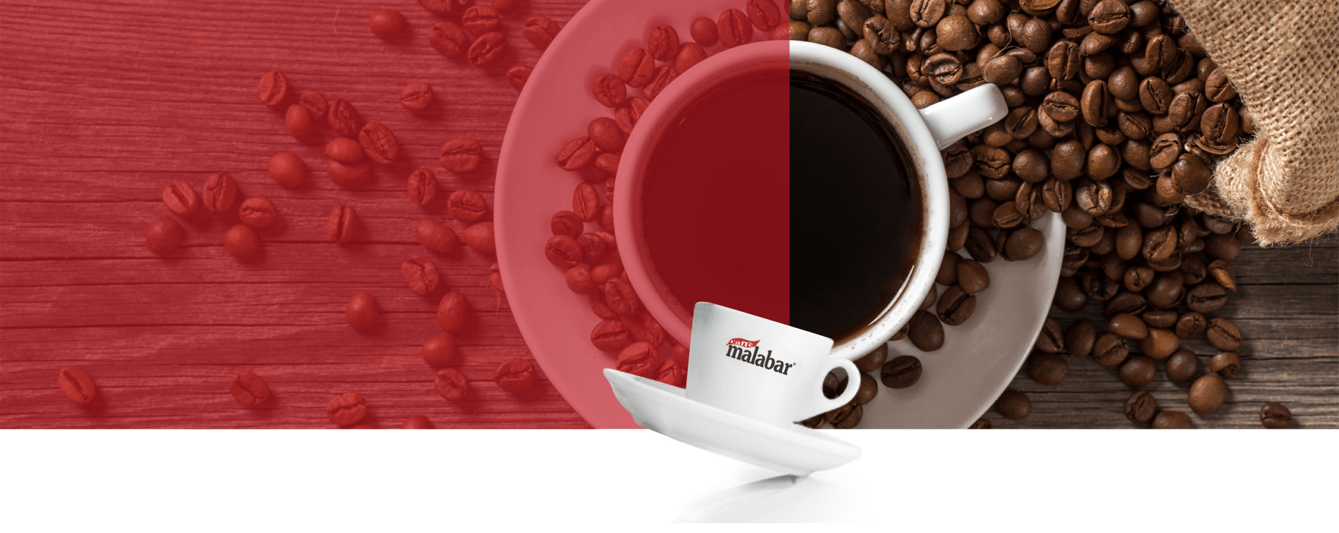 Caffè Malabar Tazzina Chicco Torino